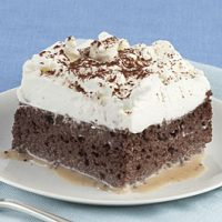 Delicious Chocolate Tres Leches Cake