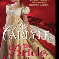 Lazy Day E-Scape: The Bride Wore Scarlet by Liz Carlyle