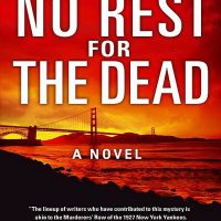 Thriller Thursday: No Rest For The Dead, Edited by Andrew and Lamia Gulli