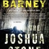 Book Review: The Joshua Stone by James Barney + Giveaway