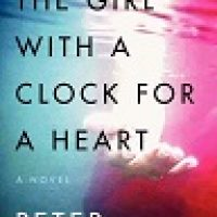 Showcase: The Girl with a Clock for a Heart by Peter Swanson
