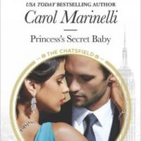 Book Review: Princess's Secret Baby by Carol Marinelli