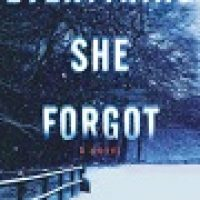 Review: Everything She Forgot by Lisa Ballantyne