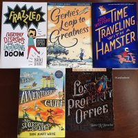Young Adult and Middle Grade Buzz Books at Book Expo 2016