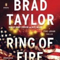 Showcase: Ring of Fire by Brad Taylor
