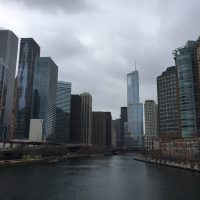 Running Chicago 2/25/17